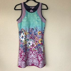 Nanette Lepore floral active fitness tennis dress